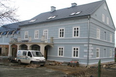 Centrum volnočasových aktivit v obci Bernartice