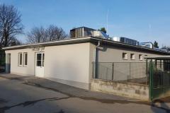 Energetické úspory vedejších budov Základní školy v Buhuňovicích