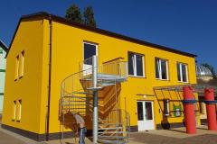 Přístavba a nástavba budovy MŠ Červenka