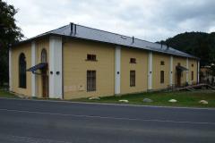 Rekonstrukce kulturního domu v Loučné nad Desnou