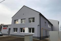 Rekonstrukce výrobního areálu, Moravská Huzová – administrativní budova
