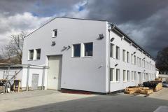 Rekonstrukce výrobního areálu Moravská Huzová