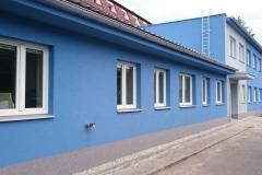 Revitalizace budovy Diakonie ČCE ve Valašském Meziříčí, Vrbenská 803