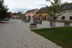 Revitalizace centra města Němčice nad Hanou