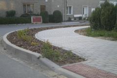 Revitalizace chodníků a veřejného prostranství Šumvald