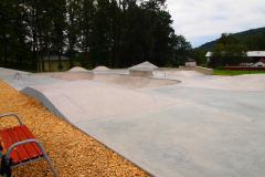 Rozšíření sportovně rekreačního areálu Kociánov