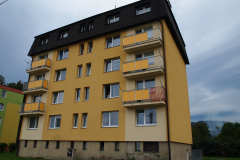 Snížení energetické náročnosti panelového domu č.p. 220 v Sobotíně